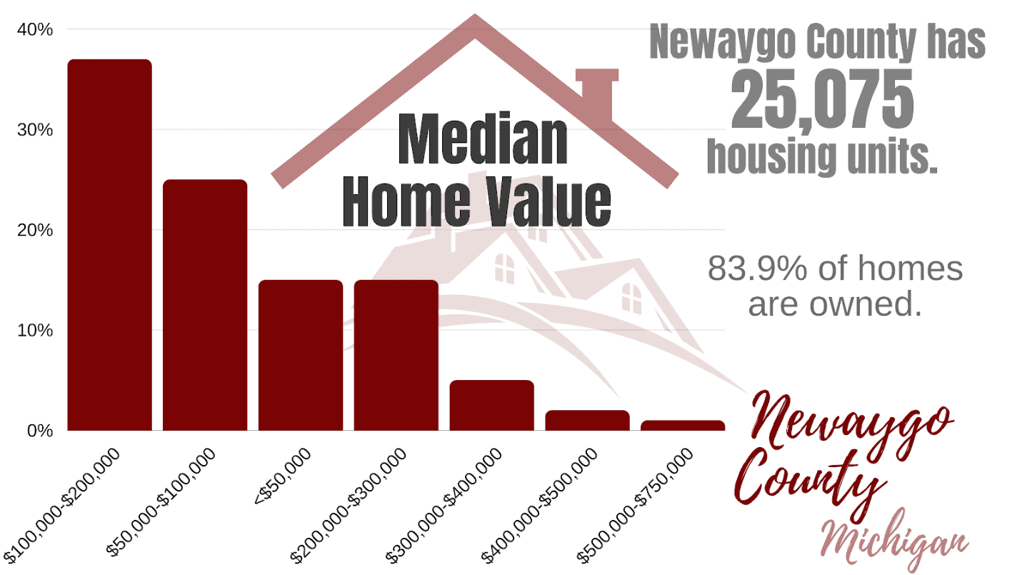Owning or Renting Property in Newaygo County